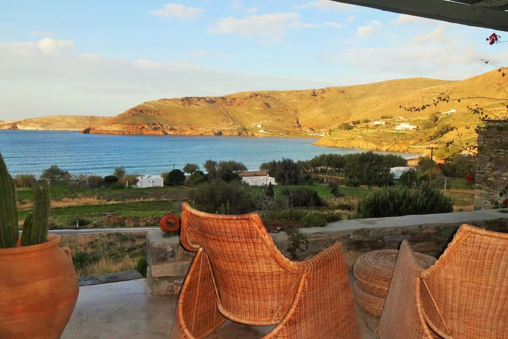 Ganema Bay is just 3mins walk from this great view balcony.