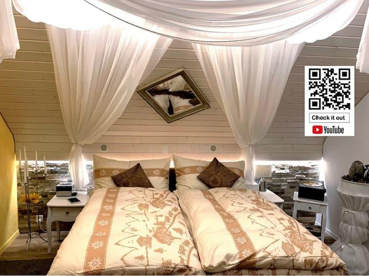 Das Traumzimmer - Romantik erleben zu Zweit