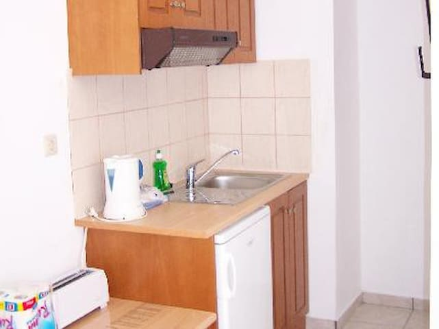 One bedroom studio at Aptera Hotel - Chania  - Appartement