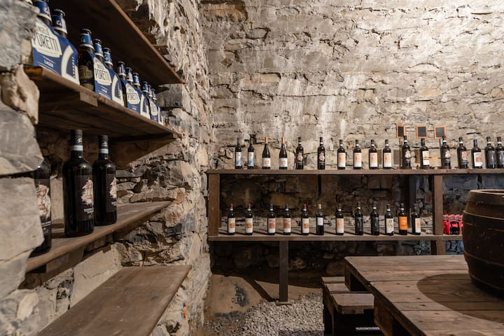 Cantina vini Villa Silvi