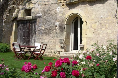Trogloditic Vacations - Amboise - Lussault-sur-Loire - Haus
