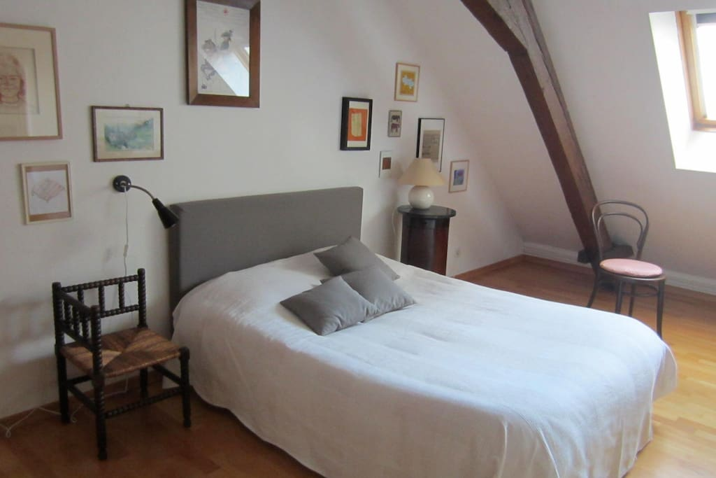 Chambre strasbourg avec parking maison d 39 h tes louer for Chambres hote strasbourg