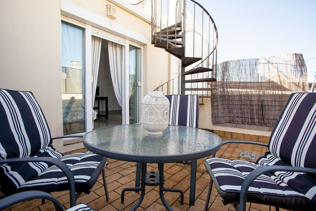 Maravilloso dúplex con terraza - Apartments for Rent in Sevilla, AL, Spain