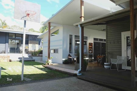 Absolute Bangalow in the heart of the Village - Bangalow - House