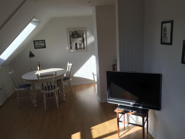 Unique & relaxing apartment in finest neighborhood - Aalborg - Appartement