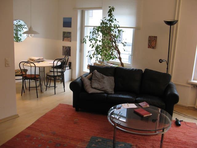 Central and comfy 2.5 room flat for yourself