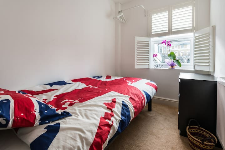 Single bedroom in old East London
