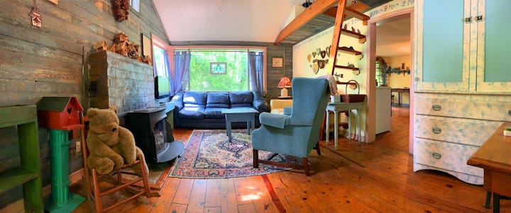 Enchanted Cottages Birdsong Bungalow