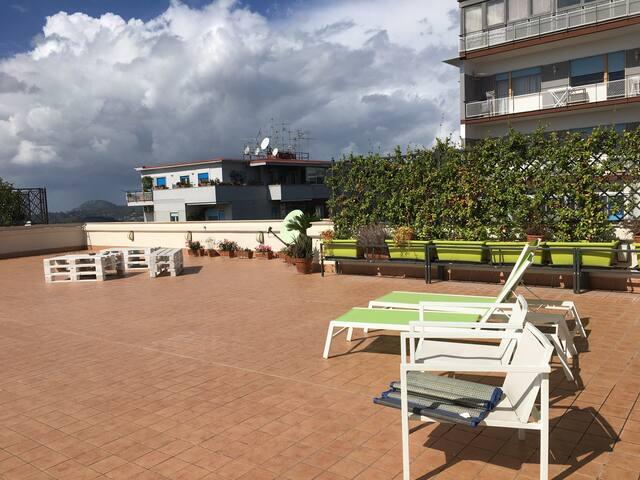 Home Santè, casa con terrazzo a Posillipo - Appartamenti in ...