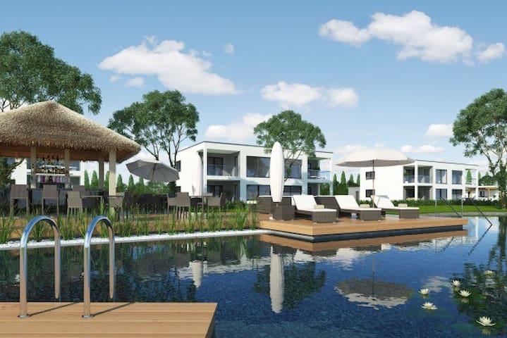 Ferienwohnung Thermen Golf Panonia - Zsira - Apartament