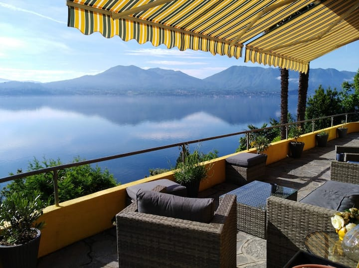 Cannero Riviera  - Lake Maggiore  - Your Retreat!