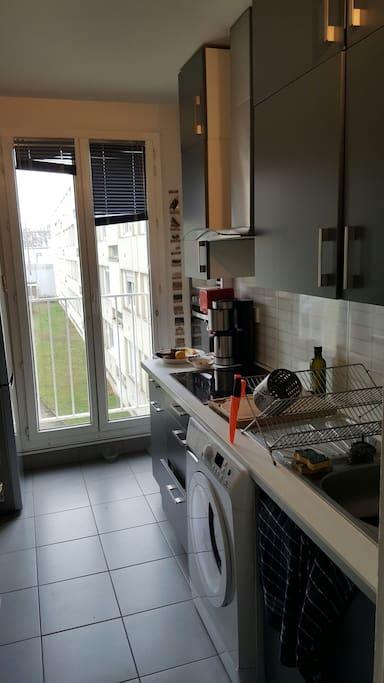 cuisine partagée