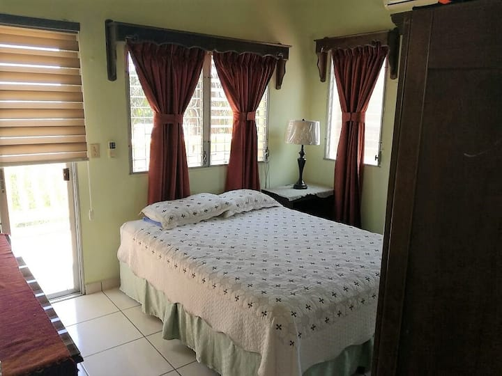 Bedroom Double Bed SAP-HN Clean&Safe