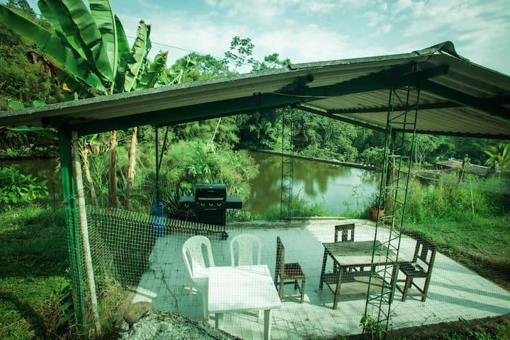 Habitación en Hacienda Jauja