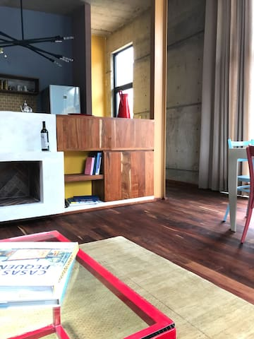 "A beautiful modern casita in the ""campo"""