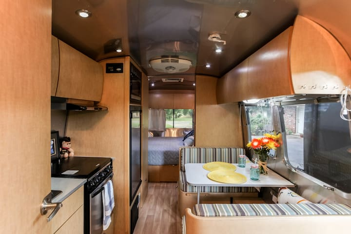 The SoCo Airstream is so fun!  #23 - Austin - Camper/RV