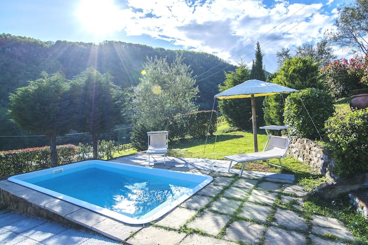 Lucca-Tuscany with private pool at exclusive use!