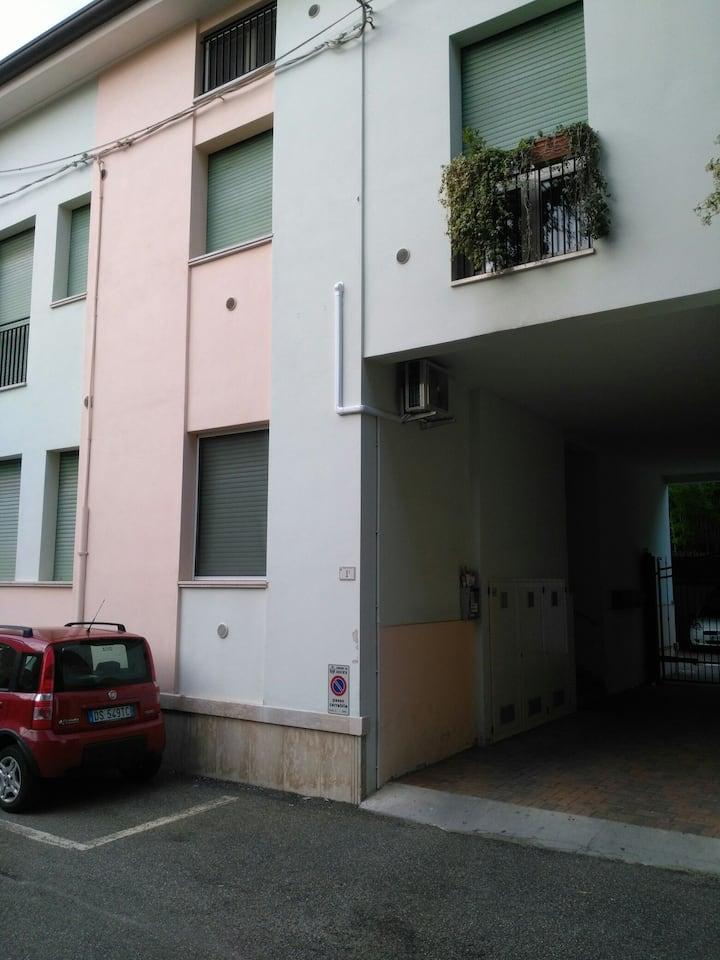 Mini appartamento ad Argenta.