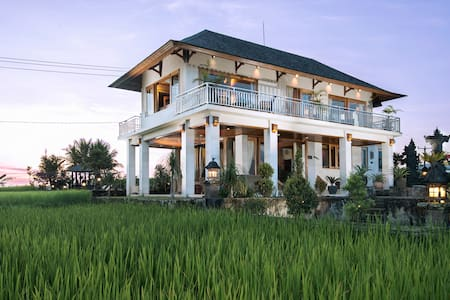 Dragonfly Cottage in Batu Karu, Jatiluwih - Penebel - 别墅