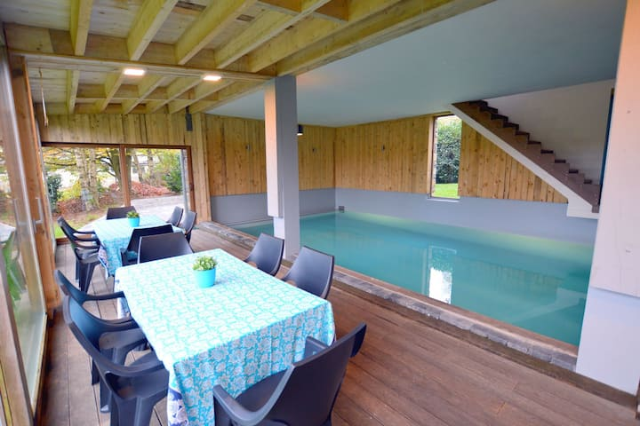 Tastefully Furnished Farmhouse with Sauna in Waimes