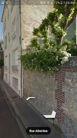 Charmant 2 pièces plein centre - Trouville-sur-Mer - Apartment
