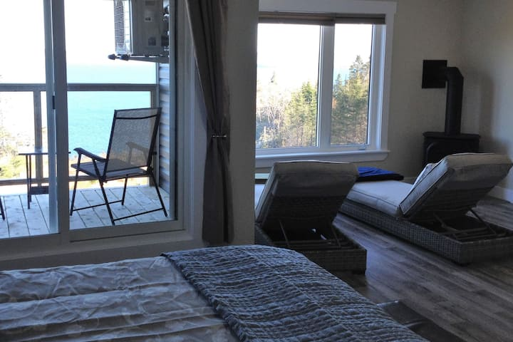 Bell Island Sunrise Retreat Room with a view