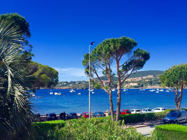 Bel appt plein sud bord de mer - Saint-Raphaël - Appartement