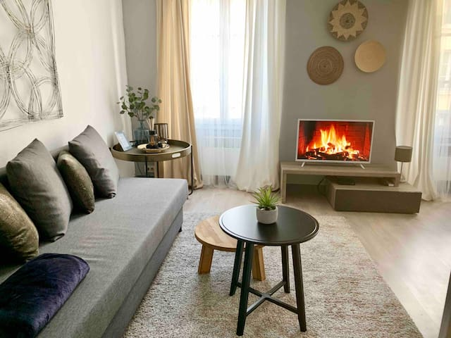 Large Cosy & Cocooning Studio in the very center