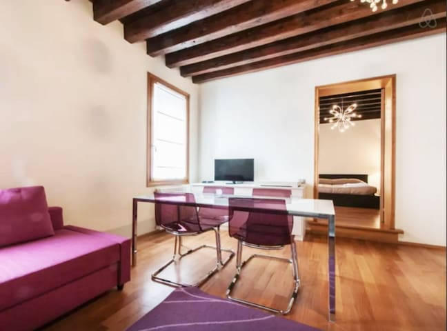 Central & Cozy Apt. 5 min. San Marco Square, WiFi