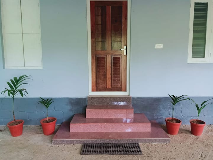 Chullikandam forest vacation home