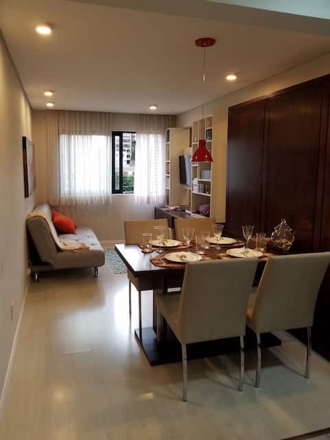 Cozy Studio in the heart of Batel Soho