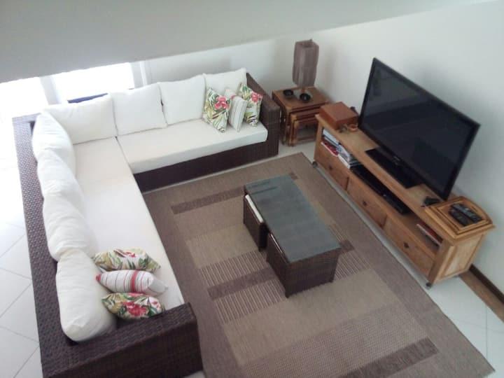 Camburizinho, 4 quartos (2 suites), 70mts da Praia