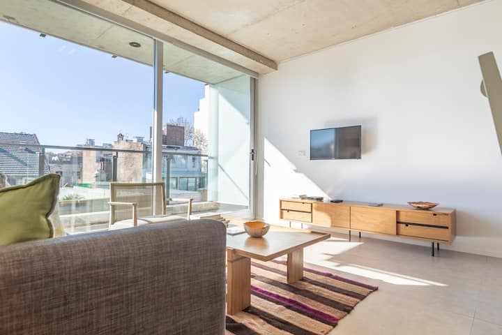 Lots of Sun 1BR at Palermo Hollywood -GYM and Pool