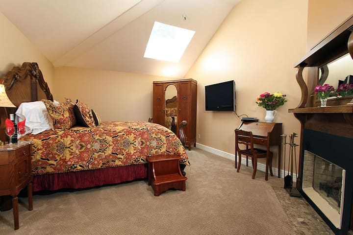 Hennessey House Bed and Breakfast - Sage Creek