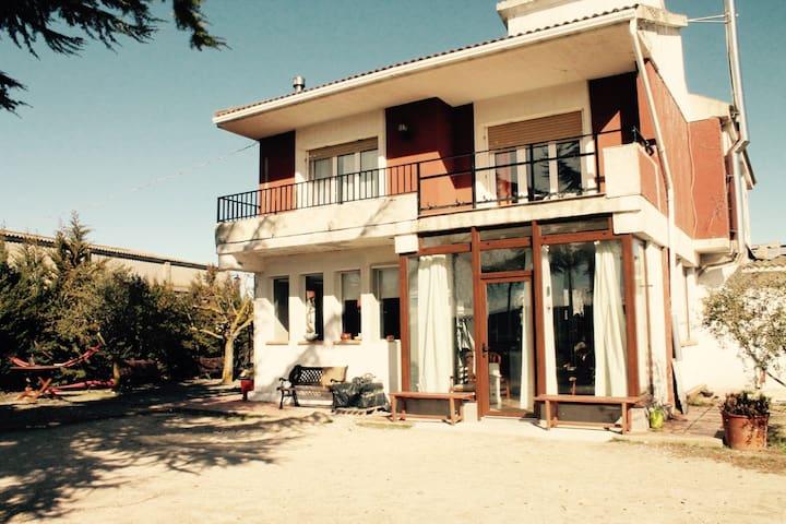 Habitación individual con pensión completa