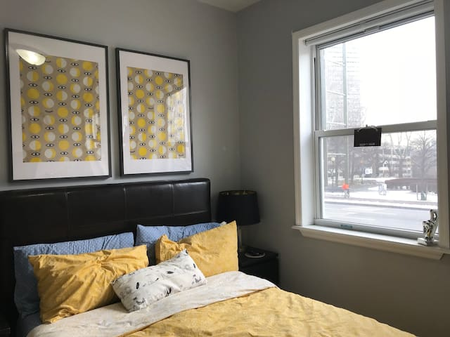 NYC Skyline -- JFK Blvd East - -Private Room