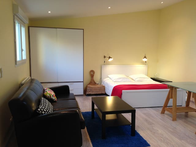 Logement entier avec jardin confort pratique - Leuville-sur-Orge