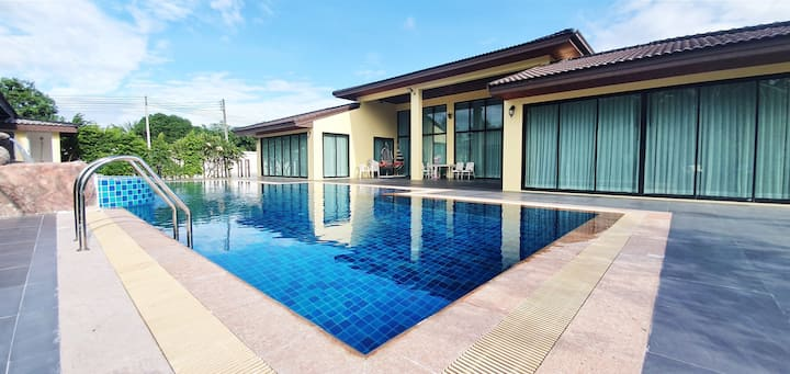[New] Super Large Private Pool Villa with 5BR