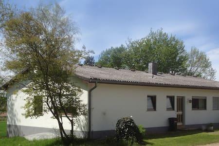 Ferienwohnung Himmelreich auf dem Schellenberg - Waldachtal - Hus