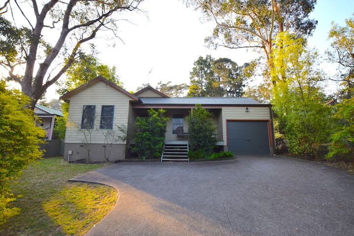 Scenic Cottage of Katoomba