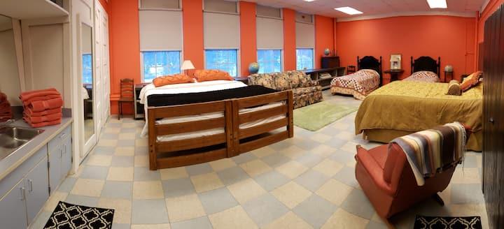 Restoration House Room 1