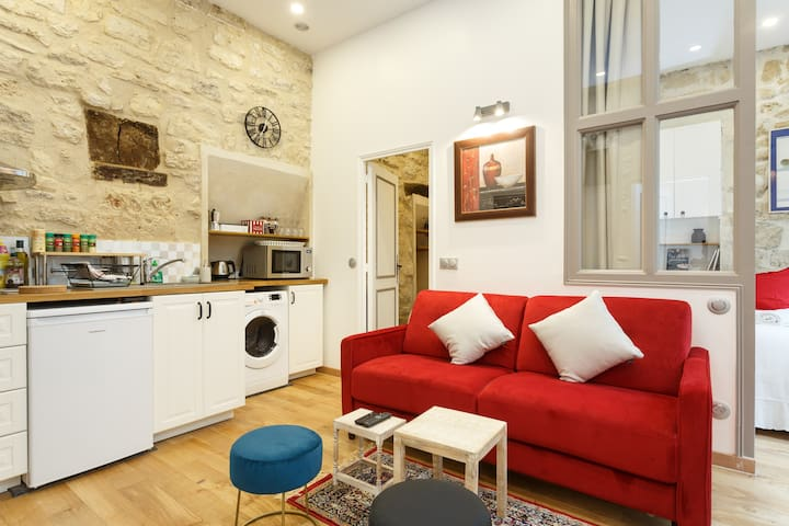 The Place of Vosges Flat 6-8 pers airconditionning