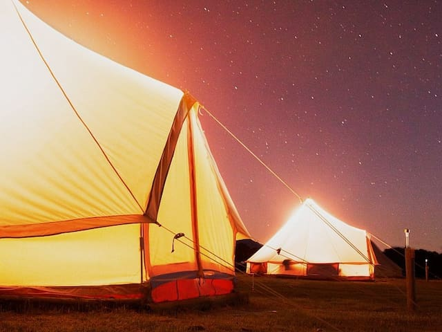 StarGazer Glamping with telescope and ensuite #2