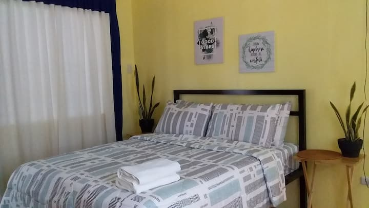 Private Room for 2  at MoHo-Moalboal Hostel