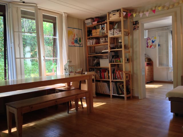 Wohnung in Unteren Altstadt Bern