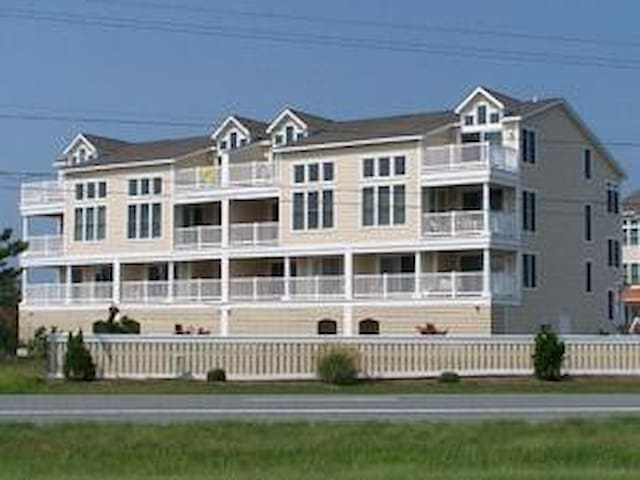 Lovely townhome with ocean and bay view - Fenwick Island - Lain-lain