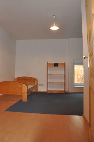 1 Zimmer Wohnung in ruhiger Lage in Visselhövede - Visselhövede - Apartment