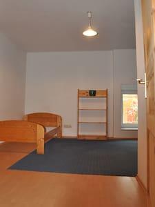 1 Zimmer Wohnung in ruhiger Lage in Visselhövede - Visselhövede - Byt