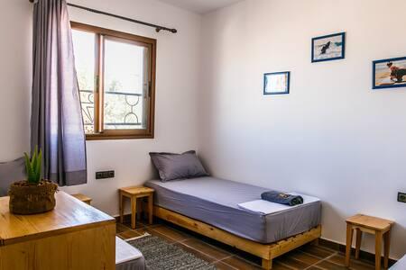 Sun House Morocco triple room