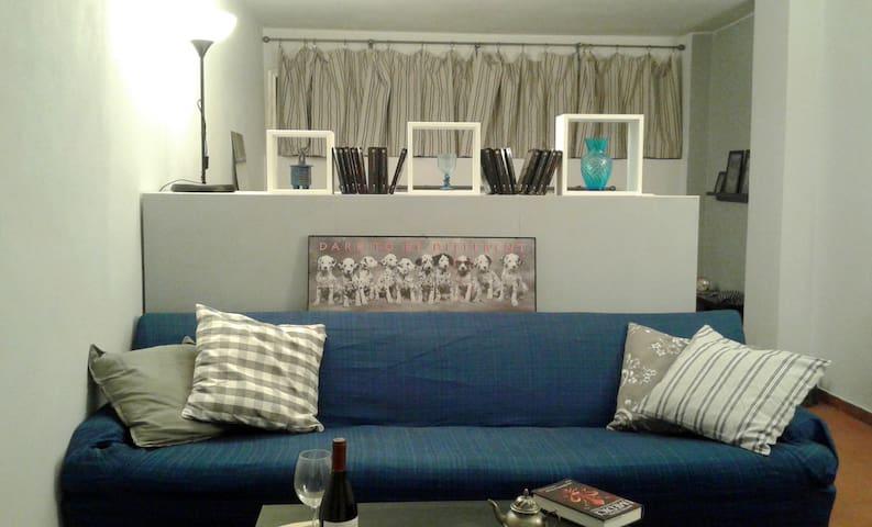 monolocale ALICE in seminterrato - Balatro - Lägenhet